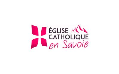 logo église catholique en savoie