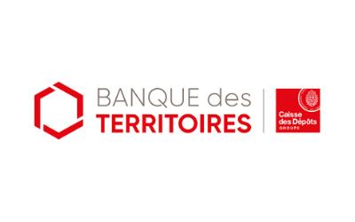 logo Caisse des Dépots et Consignations Banque des territoires